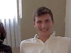 Vídeo Twink Estou no apartamento do dormitório de Aaron a ele trabalha com de Caleb em uma