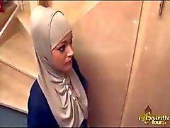 Arab Maid syvästi perse perseestä