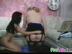 Big Beautiful Lesbian With An Asian Whore