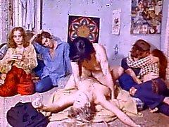 bir hippi Salonu