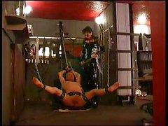 Lady Eviana humiliates her BDSM slave