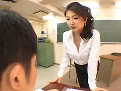 Slut Teacher Hallen One Thousand Sha Kirishima