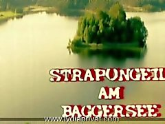 trailer strapon am baggersee
