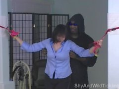 Shy and Wild Tickling - Agent Kitka T-Pose Tickling