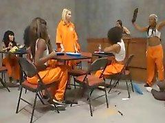 Svart kvinnofängelse