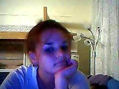 Kuuma tyttö strippaus ja jutella webbikamera 2