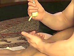 Exotischer indisches Tantra Ritual