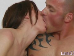 Classy milf fucked hard and jizzed in mouth