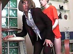Рыжий парень сеялки мило Трансвеститы