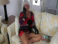 Nonna Masturbazione # due ( Pizza Boy ottenere la corretta di pagamento )