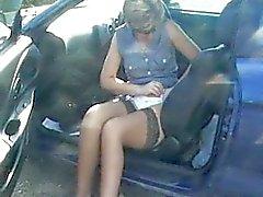Sara förändras i bilen