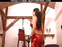 Madam Katarina Whipping Session