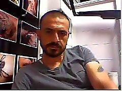 Rak killar fötter webbkamera # 1
