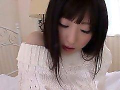Arisa Nakano Tight Shaved Pussy Fucked