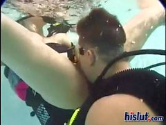 amore sott'acqua