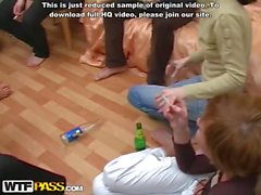 Awesome college sex party porn movie