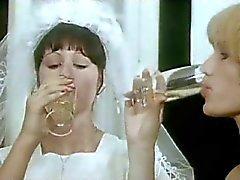 Francês strapon noiva