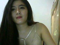 AzHotPorn com Asian Idol Softcore Busty Asian Gal
