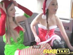 FakeTaxi delle Santa gli helper cattivo