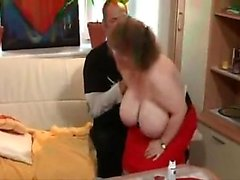 Cherrie from 1fuckdatecom - Hot bbw with huge tits fucked