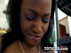Black latina hybrid teen pussy #3 toticos dominican porn