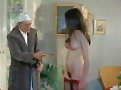 Lina Romay Pamela Stan - Celestin Maid für Ihren Dienst
