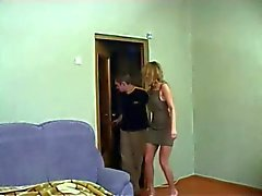 Russian MILF and guy - 44