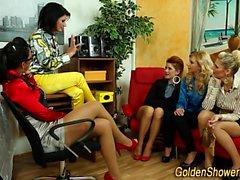 Weird whore goldenshower