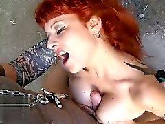 Casalinga squirt sex