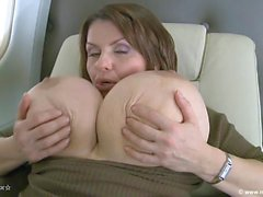 Milena Velba Giant Breasts