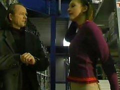 LA BACHELIERE VOL 16 - Scene 3