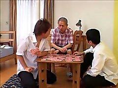 Japonca Annemin Rina ve Oğulu Adım 1 ( MrBonham )