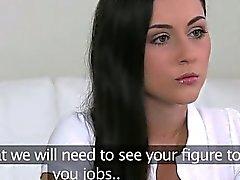 Menuda aficionada de chicas mierda en del POV echando