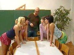 sex with the teacher