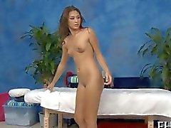 Babe with a perfect ass gets her sweet pussy plowed