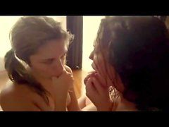 insense sex between two young lesbians