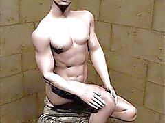 3D di calda muscolosi I gay !