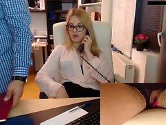 European blonde amateur babe banged in public pov