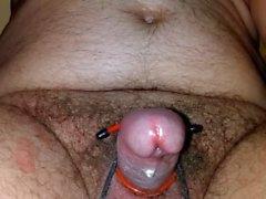 Alla prostata digioco bellissimo stillicidio e primo piano Orgasm