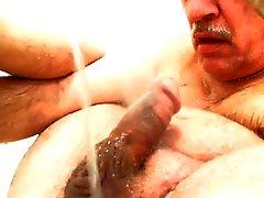 Masturbating Turquia - da Turquia vovô Davut Babaeski Selfsuck