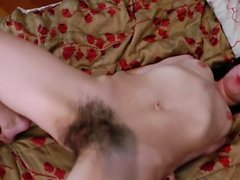 Liza James wants you in her wet hairy hole