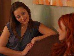 Amazing Lesbians Dani Daniels, Elle Alexandra