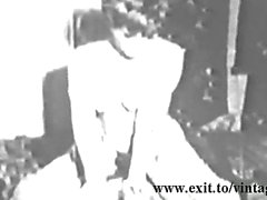 Weinlese Footage französisch Bordell 1.923