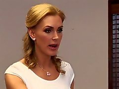 Tanya Tate Ve Aiden Ashley Ofis Seduction