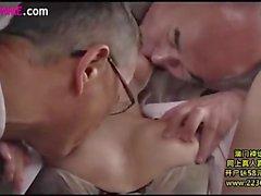 old man take care nurse 2