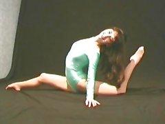 German Abena bending body (movie)
