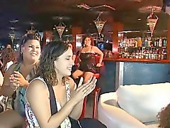 Hawt bachelorette party