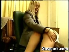 Spanking Milf In Vibrant Domination