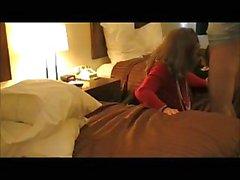 Warm Schwanz zu saugen in Hotels