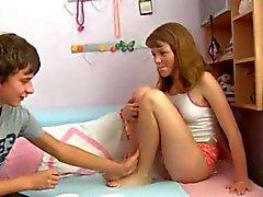 Hırvat gençler seks zevk